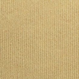 Acoustic Wall Rib - Cream Wallcover