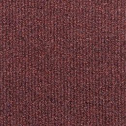 Acoustic Wall Rib - Cranberry Wallcover