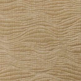Acoustic Wall Wave - Cream Wallcover