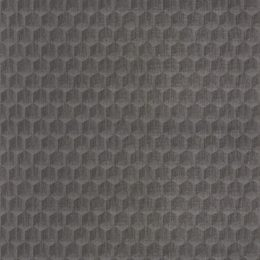 What The Hex - Bisect Black Wallcover