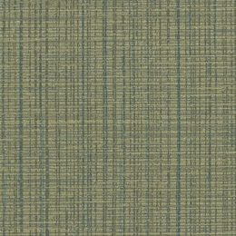 What The Hemp - Geo Green Wallcover