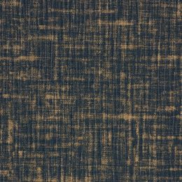 Demi-Tone Linen - Navy Of Note Wallcover