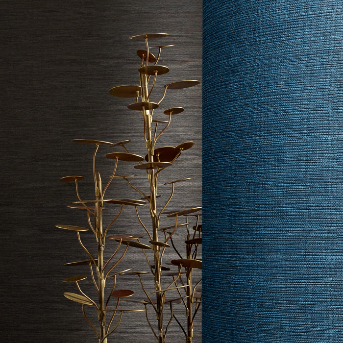 Zeteo Linen Wallcover by National Solutions